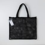LAUNDRY TOTEBAG / BLACK