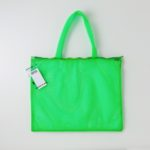 LAUNDRY TOTEBAG / GREEN