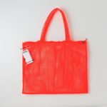 LAUNDRY TOTEBAG / ORANGE