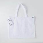 LAUNDRY TOTEBAG / WHITE