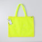 LAUNDRY TOTEBAG / YELLOW